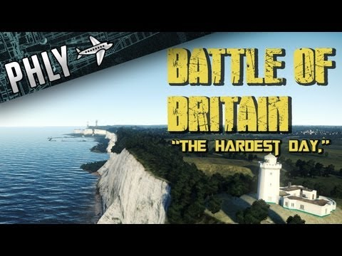 War Thunder-Battle Of Britain-The Hardest Day