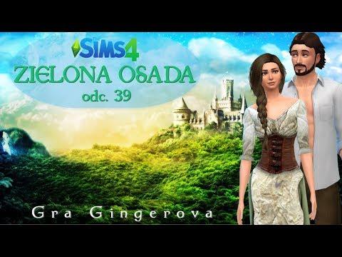 """The Sims 4 Wyzwanie - Zielona Osada #39 - """"Szalone wesele"""""""
