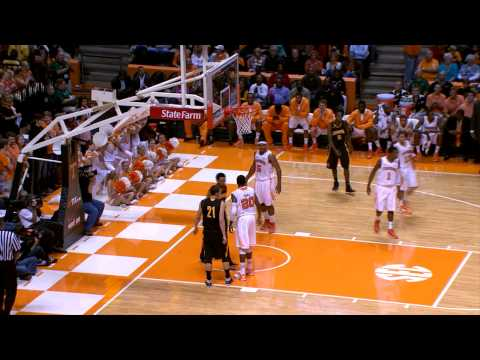 Tennessee Basketball: Kennesaw State Highlights