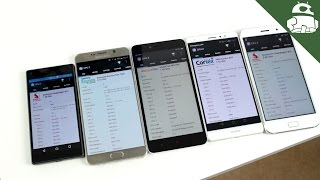 SoC showdown: Snapdragon 810 vs Exynos 7420 vs Helio X10 vs Kirin 935