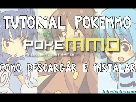 Tutorial: Como instalar pokeMMO con pokemon soul silver y rojo fuego + links (HD)