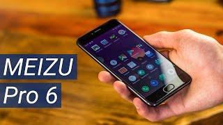 Meizu Pro 6 - вторичный флагман с посредственной начинкой. Обзор Meizu Pro 6 от FERUMM.COM