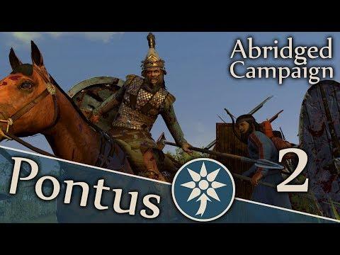 Divide Et Impera: Pontus #2 | Total War Rome 2 Abridged Campaign Commentary