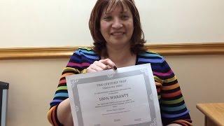 Teresa Perez comenta sobre Municipal Credit Service Corp