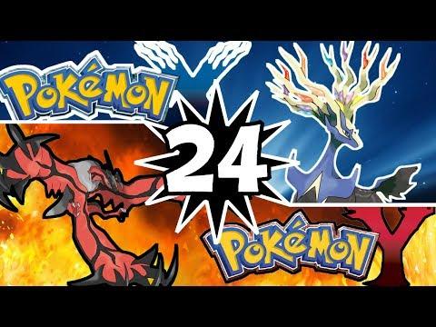 Video jeux pokemon x et y