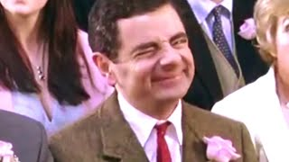 Mr Bean's Wedding | Funny Scene | Mr Bean Official
