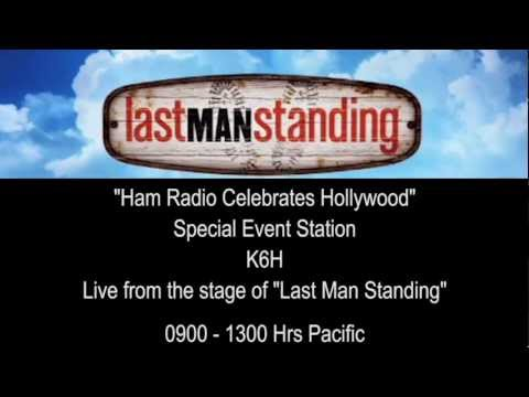 Ham Nation Promo - Special Event - PAPA System on the Set of