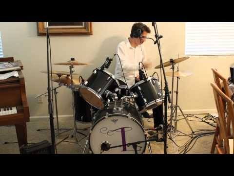 'N Sync - Space Cowboy (Yippie-Yi-Yay) (Drum Cover)