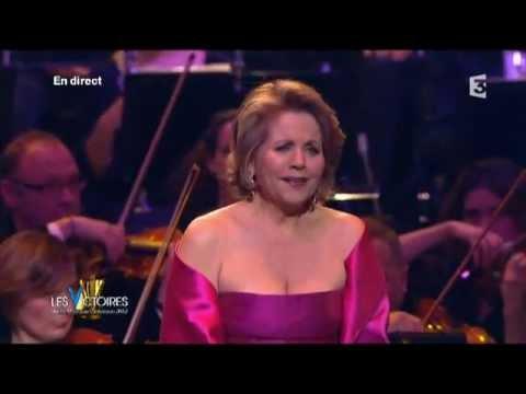 Renée Fleming aux Victoires de la Musique Classique 2012.avi
