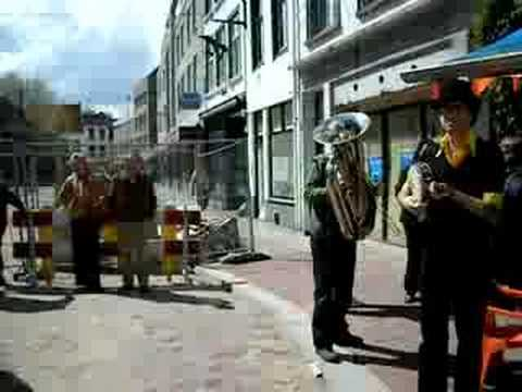 Boschstraat Banjo Band - Tiger Rag