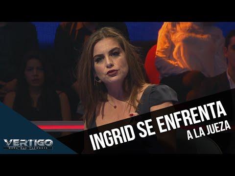Vértigo 2016 | Ingrid se enfrenta a La Jueza