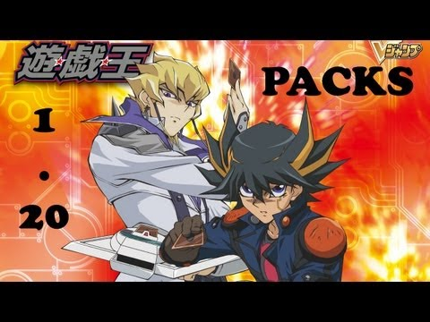 Yugioh 5d's Decade Duels Plus - All Card Packs 01-20 video