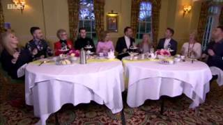 """The Overtones and their mums on """"Songs of Praise"""" + """"How Sweet It Is To Be Loved By You"""""""