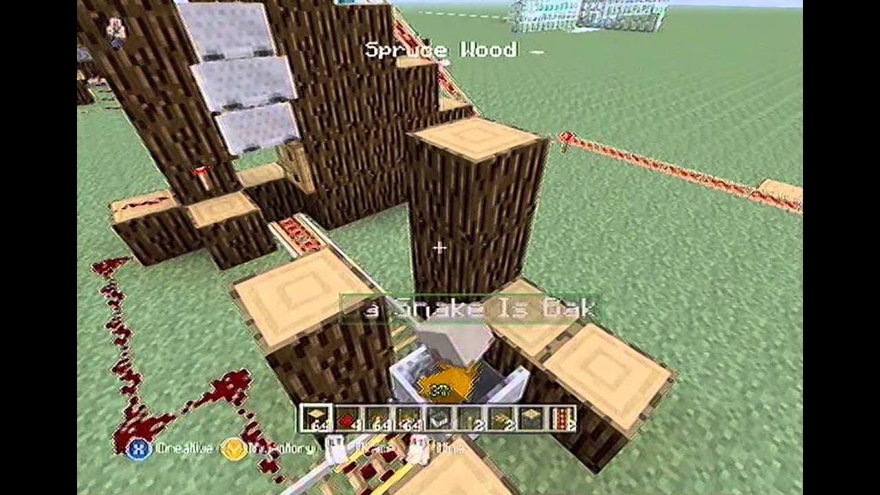 Minecraft Xbox 360 Pez