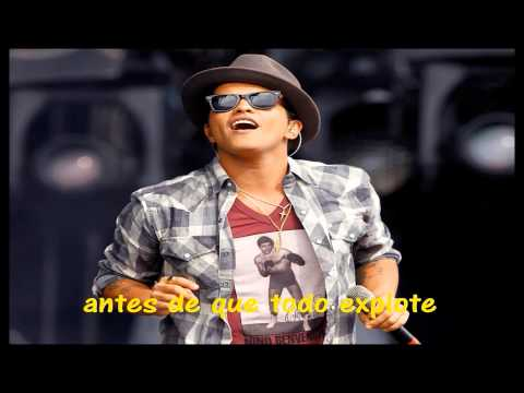 Bruno Mars - Before It Explodes