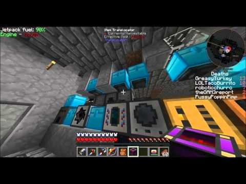 Minecraft: FTB Infinity Evolved Expert Mode 95 - MY FIRST CREATIVE ENERGY CELL