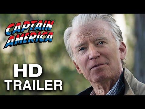 Joe Biden is Old Captain America [Deepfake]
