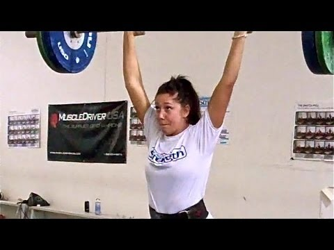 Pause Snatches and Pause Clean and Jerk at California Strength Image 1