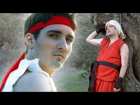 STREET FIGHTER 5 - (Everything I Do) I DO IT FOR RYU - Bryan Adams Parody