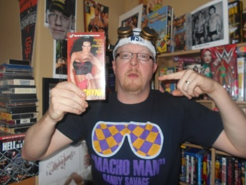Highspots WWF Chyna Fitness VHS Tape Pickup!! (So Epic Love It)