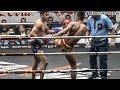 Muay Thai - Panpayak vs Sangmanee (พันธ์พยัคฆ์ vs แสงมณี), Rajadamnern Stadium, Bangkok, 6.11.17.