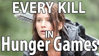 Every Kill In The Hunger Games | Movie Murders Reviewed | Jennifer Lawrence Parody
