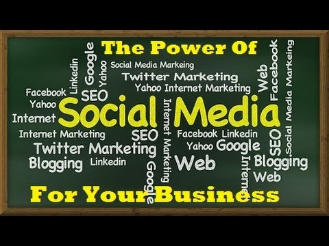 The Power Of Social Media For Your Business - Social Media Marketing - IMJustice Marketing