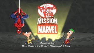 Download Phineas and Ferb: Mission Marvel (Opening) 3Gp Mp4