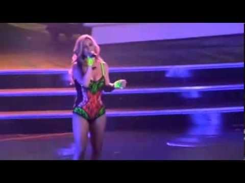 Britney Spears - Perfume Live In Las Vegas