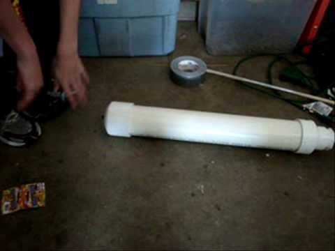 Compressed Air Cannon