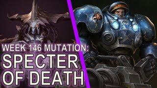 Starcraft II: Specter of Death [Offense is Literally Defense]