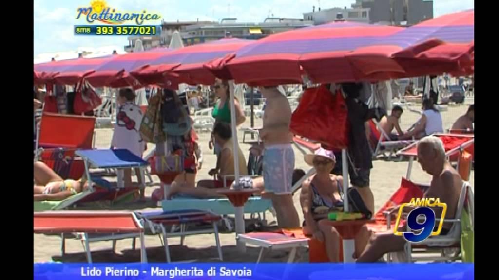 Matrimonio Spiaggia Margherita Di Savoia : Lido pierino margherita di savoia youtube