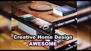 Creative Home Design Ideal -Interior Design Inspiration 2016