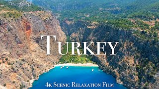 Turkey 4K - Scenic Relaxation Film With Calming Music