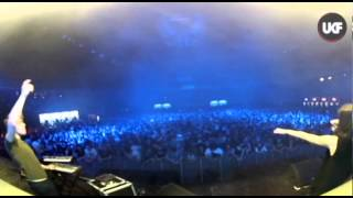 UKF vs RAMPAGE @ Lotto Arena Antwerp: AKS Live