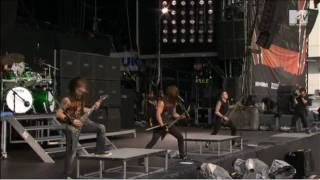 Watch Bullet For My Valentine Begging For Mercy video