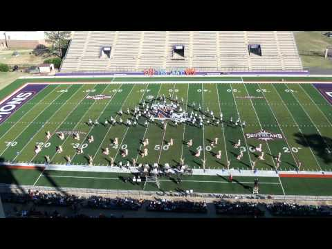 Acadiana High School Band Performs at NSU Marching Contest 11/6/2010