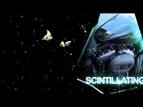 I will Create This DAZZLING Shattered Glass Video Intro For Your Website/Business Promotion With One Day Delivery