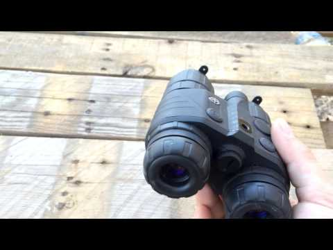 Sightmark Ghost Hunter 1x24 Night Vision - Review