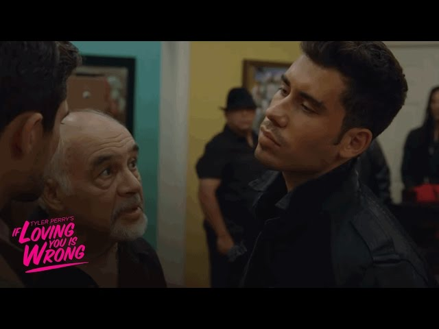 Eddie Makes Enemies in High Places | Tyler Perry's If Loving You Is Wrong | Oprah Winfrey Network