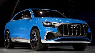 Audi's Keogh: People Really Want Luxury SUVs