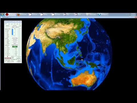 2/5/2012 -- 6.8 magnitude earthquake in the Philippines -- global unrest continues