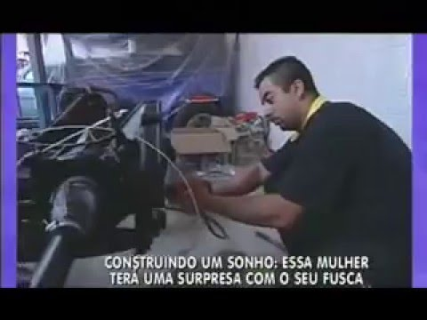 HOT & CUSTONS - Restaurando o fusca no Gugu!