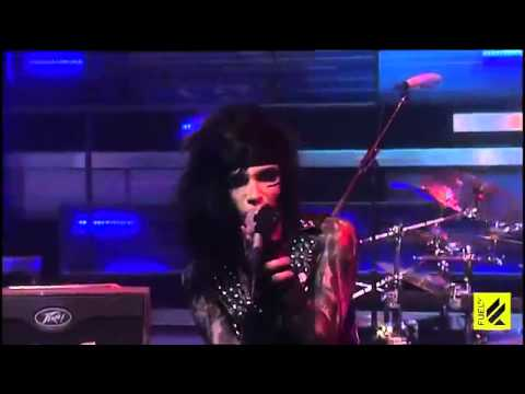 Black Veil Brides - Fallen Angels (Live @ The Daily Habit)