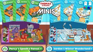 Open Two New Pack!! - Thomas & Friends Minis