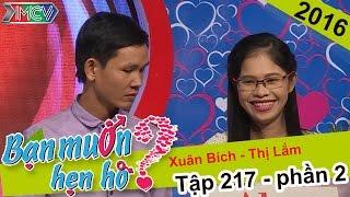 Chàng trai hát bolero quá ngọt làm tan chảy trái tim cô gái   Xuân Bích - Thị Lắm   BMHH 217 😍