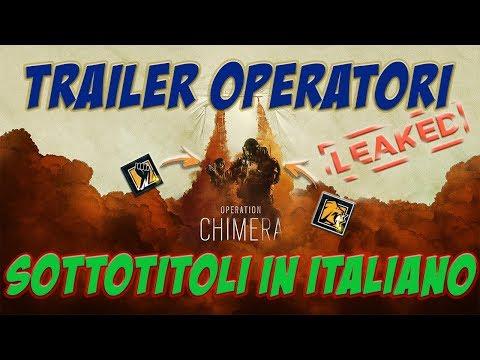 TRAILER LION & FINKA (con Sottotitoli in ITALIANO) - [Rainbow Six|Siege - ITA]