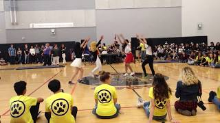 K-Pop Club Performance @ The Senior Send off - TT and Russian Roulette (Front View)