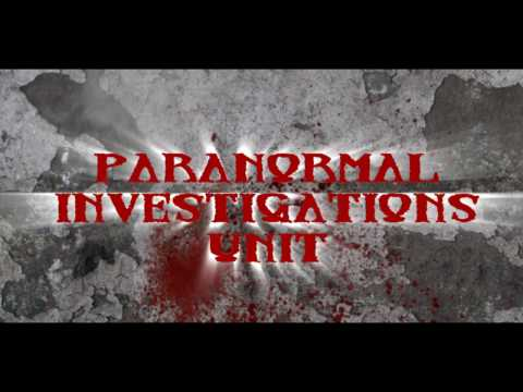 Paranormal investigations unit (mock trailer)