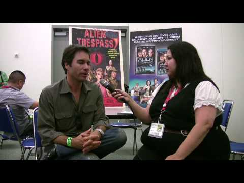 Alien Trespass interview with star Eric McCormack